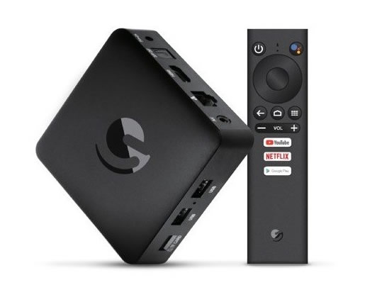 Ematic TV Box